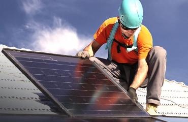 Zonnepanelen leveren, installeren en volledig onderhoud